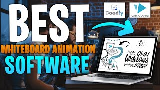 Best Whiteboard Animation Software 2020 - Which one is the BEST?!