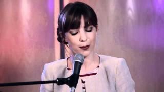 "Sarah Quartetto - ""Homme Sweet Homme"" Zazie"