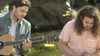 "Dale Earnhardt Jr. Jr. Perform ""Dark Water"" For Stereogum & KEEN's ""Brave New Sounds"""