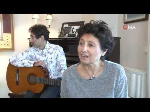 Otizmli Caner'den 'Uyanış' albümü