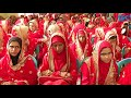 105 couples tie knot at Kashmir's first mass marriage event