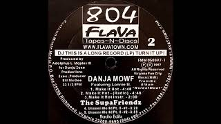 Danja Mowf (f. Lonnie B.) - Make It Hot (Radio)