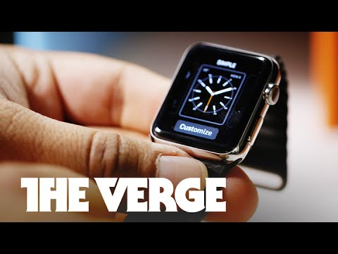 Apple Watch review: it's finally here