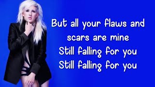 Ellie Goulding - Still Falling For You (Lyrics) High Quality Mp3