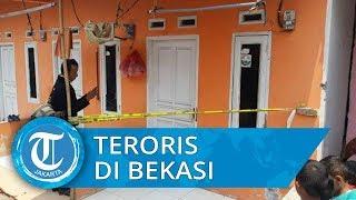 Densus 88 Tangkap Pasutri Terduga Teroris di Bekasi, Warga Ungkap Kecurigaan Sebelum Penangkapan