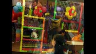 preview picture of video 'Cumpleaños de Daniela | edelweissKIDS.com.ar | Salón para fiestas infantiles'