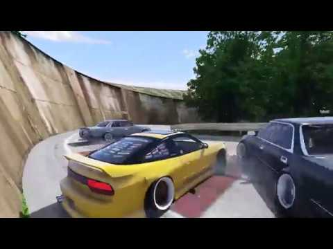 【FiveM - Drifting】- Shenanigans #24 - Old School Meet