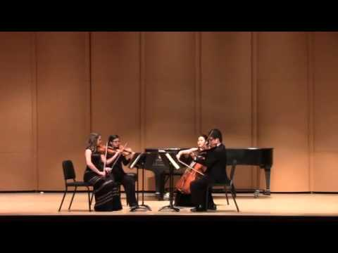 "Competition Performance: Haydn ""Sunrise"" Quartet"