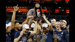 Watch All The Best Moments From Virginia's Run To Their First National Championship