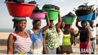 Fotografias de Luanda | Livro Kaluanda