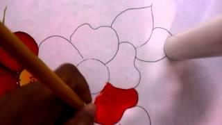 Pintura em tecido para iniciantes
