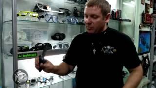 Нож  MAKO 23 см, Mac Coltellerie от компании МагазинCalipso dive shop - видео