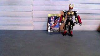 Kamen Rider Decade Final Form Ride 07 Agito Tornador Review
