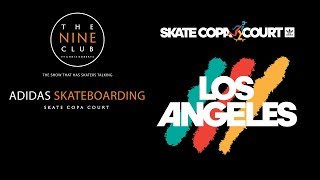 "Adidas ""Skate Copa Court"" Los Angeles 
