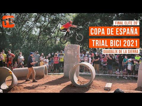 Final Elite 20 || Copa de  España Trial Bici 2021 - Guadalix  || Trial-Bikes.com
