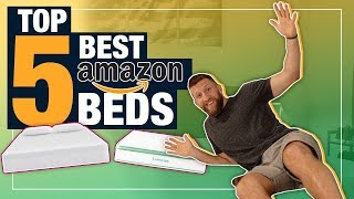 Best Amazon Mattress (TOP 5 BEDS LIST!)