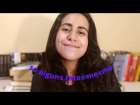 27 FATOS LITERÁRIOS SOBRE MIM | Bixcoito Literário