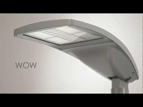 Wow - sistema per illuminazione stradale LED - iGuzzini