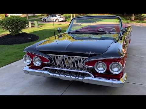 Video of Classic 1961 Plymouth Fury located in North Royalton Ohio - $39,900.00 Offered by BlueLine Classics - Q3Z1
