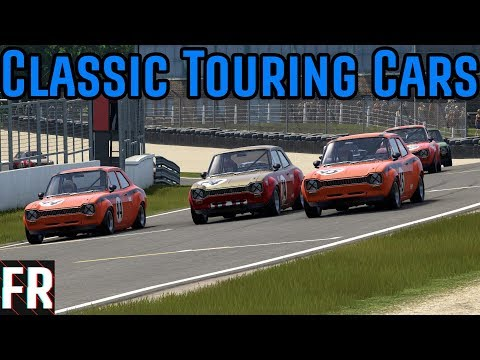 Project Cars 2 - Classic Touring Cars