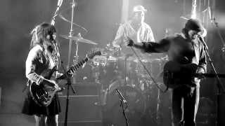 Angus & Julia Stone - Heart Beats Slow @ Bostheater Amsterdamse Bos, July 1, 2014