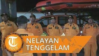 Seorang Nelayan Tenggelam di Tanjung Bangka, Tercebur saat Menarik Jaring