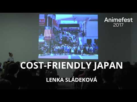 Cost-friendly Japan