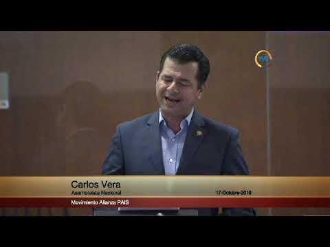 Carlos Vera - Sesión 624 - #LeyEnergíaEléctrica