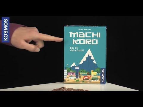 Spieletrailer Machi Koro - Vorschaubild