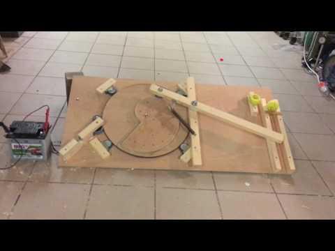 DIY Ballwurfmaschine 2.0 für Hunde