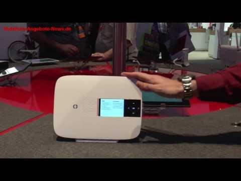 Vodafone EasyBox 904 xDSL (DSL + VDSL Modem sowie WLAN Router + Telefonanlage)