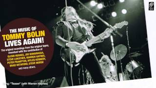 "Tommy Bolin & Friends ""Great Gypsy Soul"" Teaser Trailer"