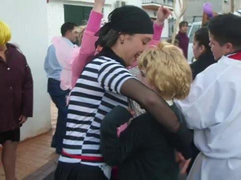 Carnaval en Villanueva de las Torres- Granada/2010