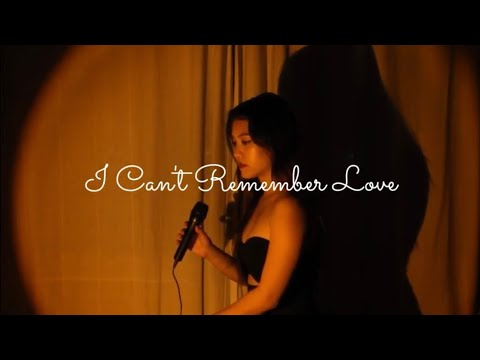 Anna Hauss – I Can't Remember Love