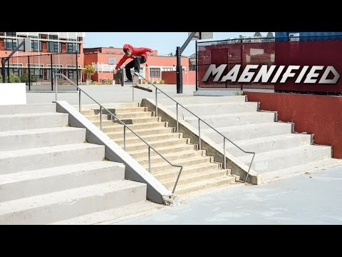 Image for video Magnified: Chris Joslin