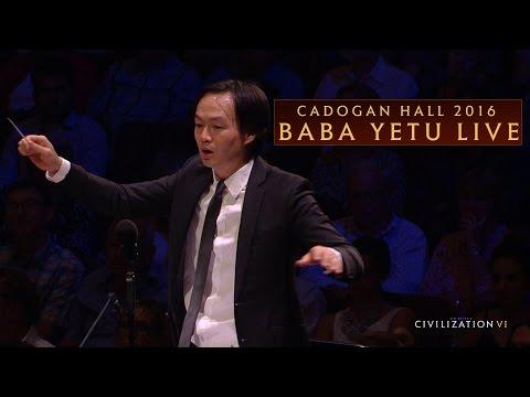 Civilization-Baba Yetu-Orchestre