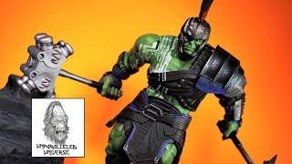 Marvel Select Ragnarok Gladiator Hulk Action Figure Review