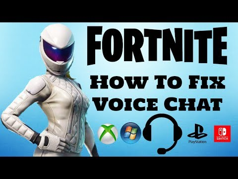 Fortnite how to fix voice chat xbox ps4 pc switch ricks youtube fortnite how to fix voice chat xbox ps4 pc switch ccuart Images