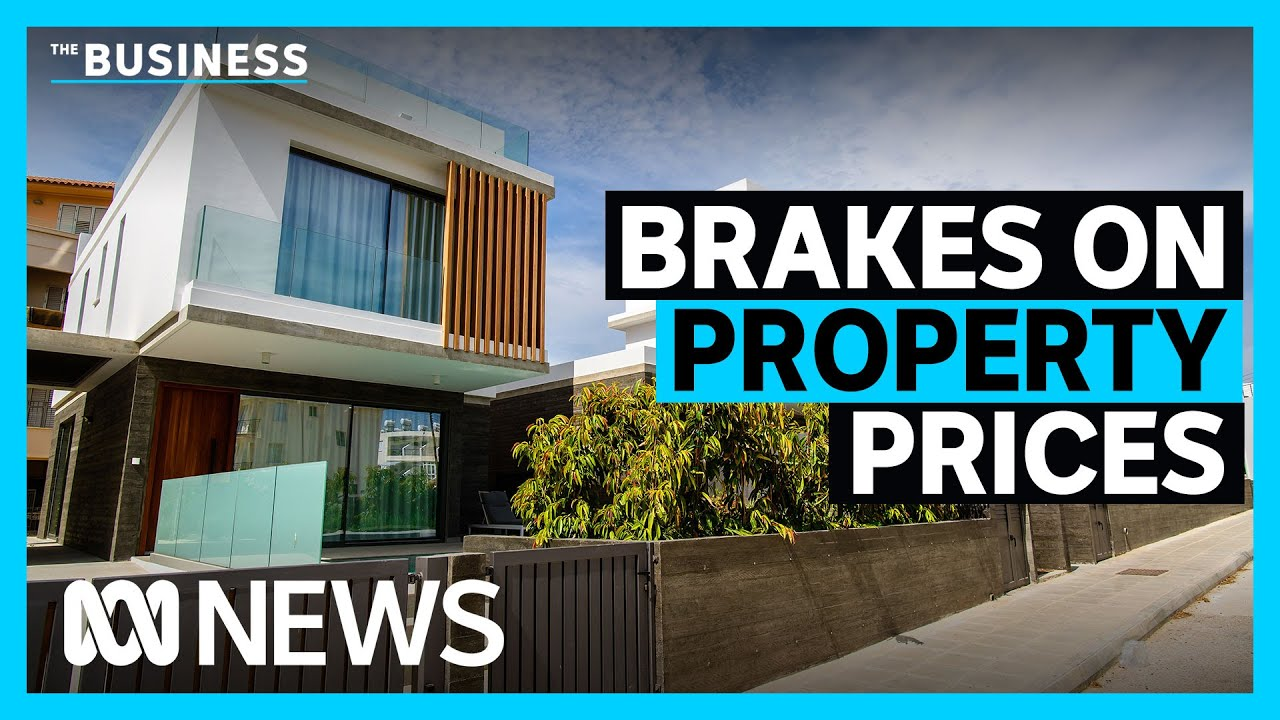 Loan crackdown coming as regulators talk about home cost rise|Business|ABC News thumbnail