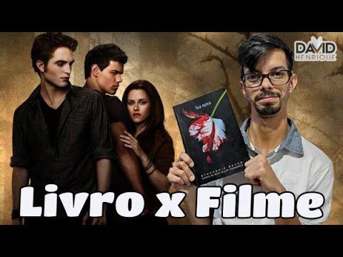 LUA NOVA | Stephenie Meyer | LIVRO x FILME | DAVID HENRIQUE