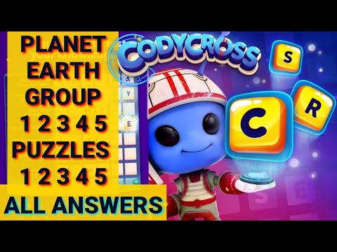 CodyCross Group 1 2 3 4 5/Puzzles 1 2 3 4 5 ALL ANSWERS/Walkthrough Word Game Ashbgame
