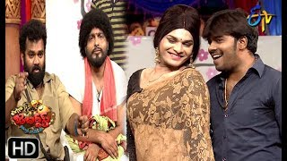 Sudigaali Sudheer Performance | Extra Jabardasth | 28th June 2019   | ETV Telugu