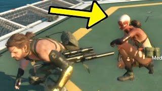 MGSV: Phantom Pain - Hidden Easter Eggs (Metal Gear Solid 5)