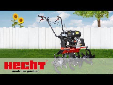 HECHT 790 Benzin Gartenhacke - Für eine effektive Bodenbearbeitung!