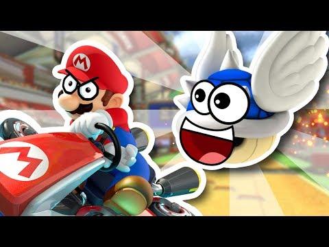 BETRUG - Mario Kart 8 Funny Moments [ Lustige Momente | online | Deutsch | German ]