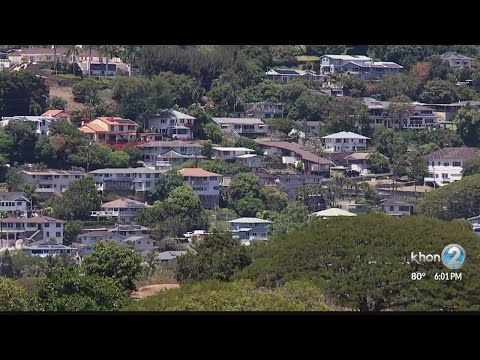 FBI: Property crimes and thefts on the rise in Hawaii
