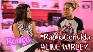 """Aline participa do Canal """"Vem com a Rapha"""""""