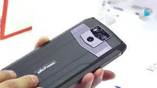 Ulefone Power 5, battery phone with 13000 mAh