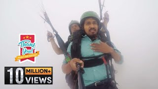 Paragliding in manali    3500 rupay me jindagi ka full maza    Adventure in Manali