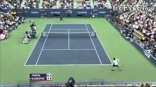 テニス全米オープン決勝2010ナダルvsジョコビッチusopenfinal2010